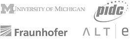 Inmatech Technology Partners: University of Michigan, PIDC, Fraunhofer USA, Alt E