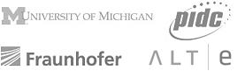 Inmatech Technology Partners: University of Michigan, PIDC, Fraunhofer USA, Alt E